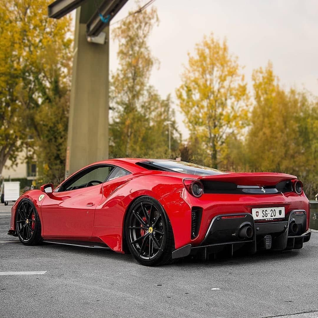 Guess The Tuner Of This Ferrari 488 Spider Follow