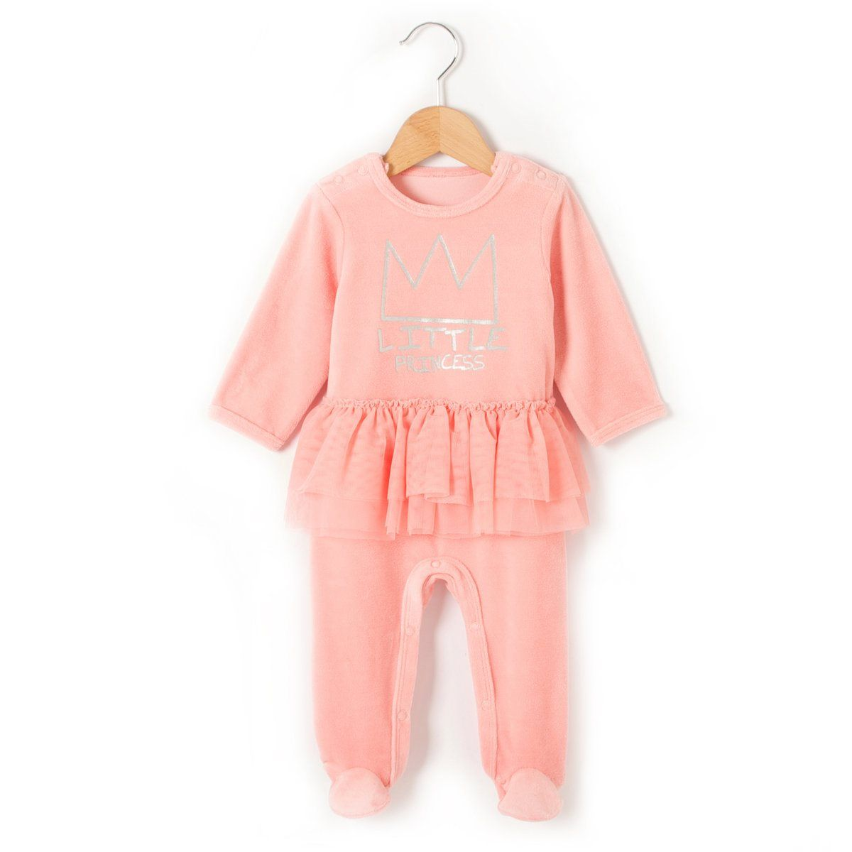 wellyou pyjama voor jongens en meisjes, eendelig lange