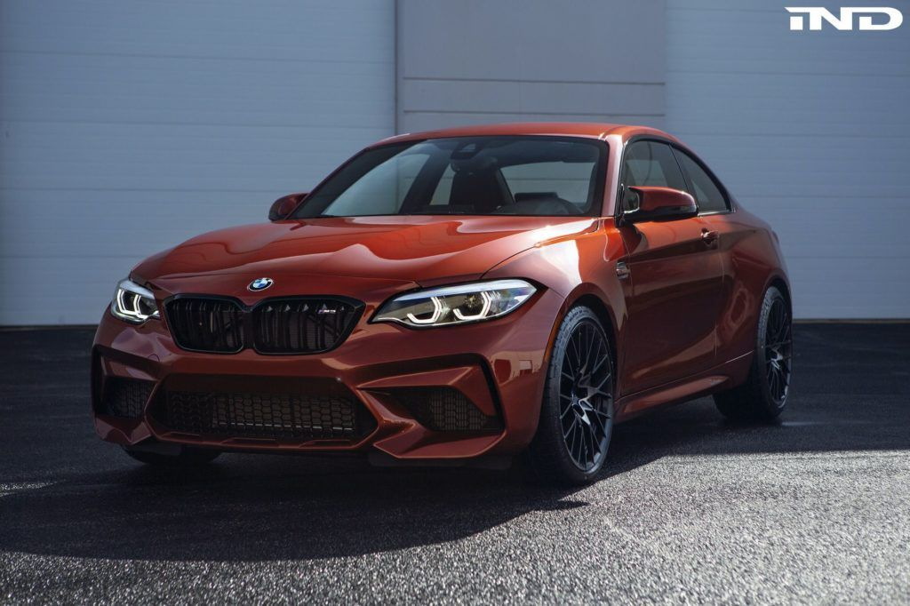 Owner Review Bmw M2 Competition In Sunset Orange Bmw Bmw M2