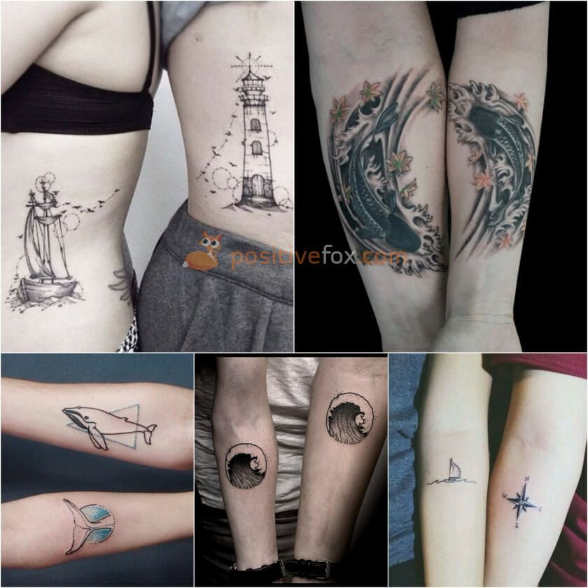 Best 50 Couple Tattoos Best Couple Tattoos Ideas With Photos Best Couple Tattoos Meaningful Tattoos For Couples Couples Tattoo Designs