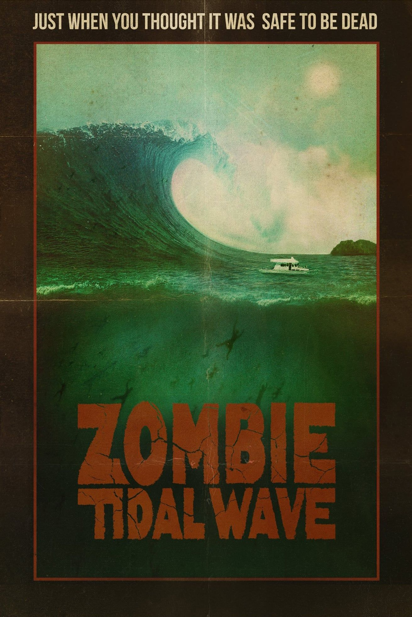 Zombie Tidal Wave Top Horror Movies Tidal Wave Movies