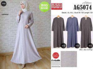 grosir baju muslim AG5074  87528c6caf