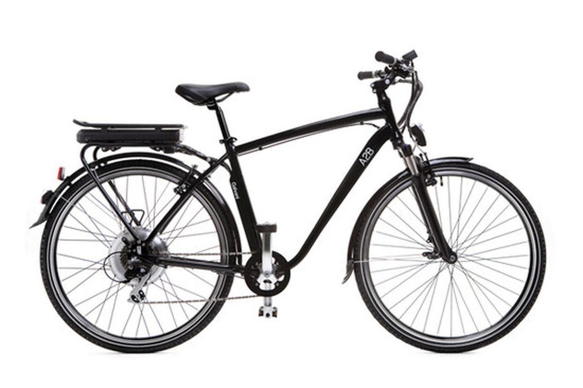 Galvani Electric Touring Bicycle by A2B
