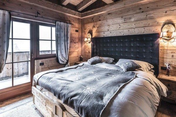 Pin von evi auf alpenchic rustikales schlafzimmer einrichtung und h tte - Rustikales schlafzimmer ...