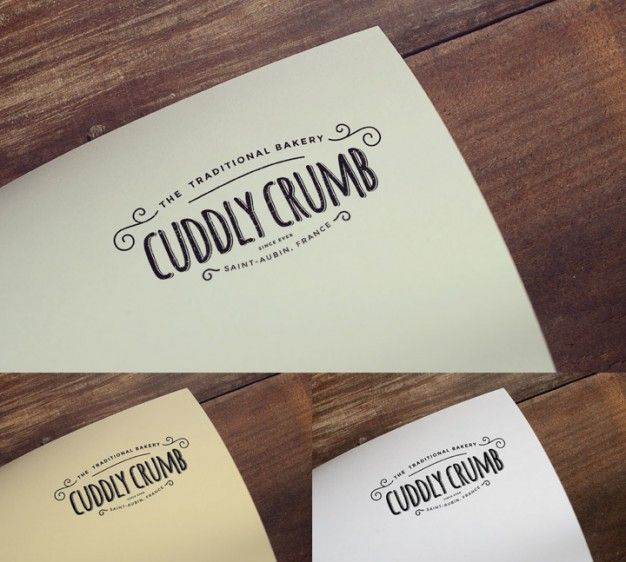 Download Vintage Logo Mock Up For Free Free Logo Mockup Free Logo Mockup Psd Logo Presentation