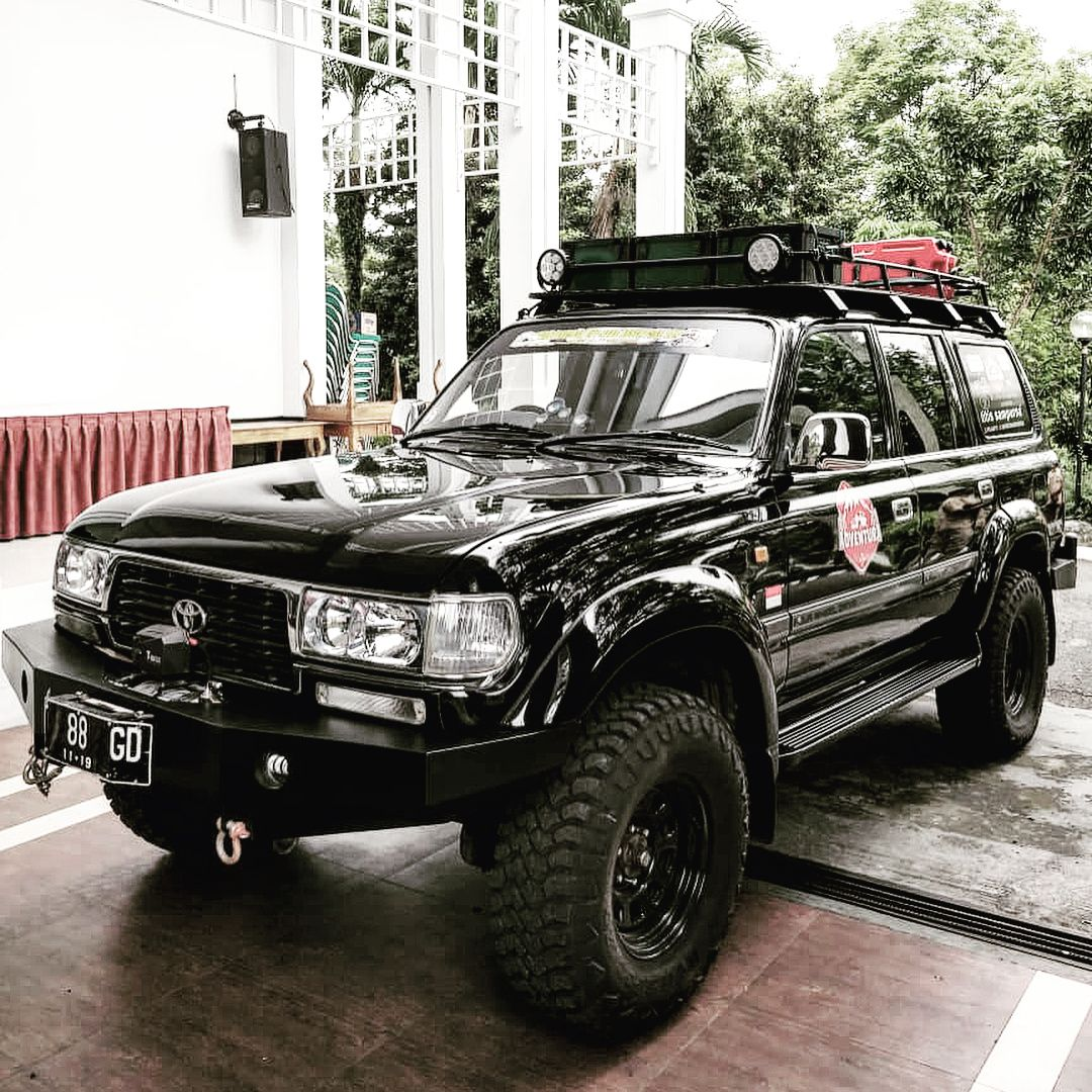"""Land Cruiser Owners Indonesia on Instagram """"Our beloved"""