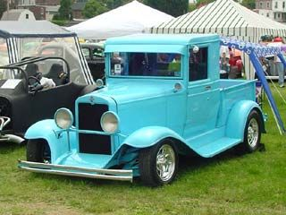 1930 CHEVY I like the truck BUT the color not so muchBob