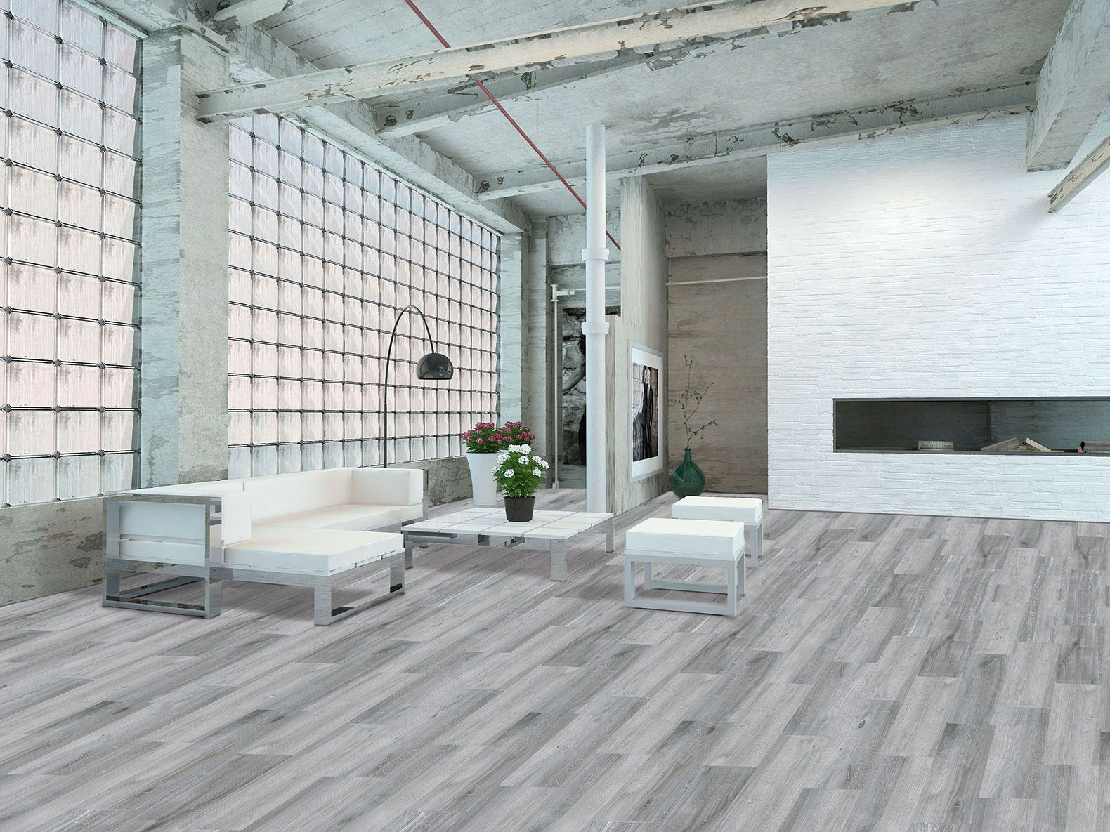 Dallas ceniza 205x615 serie dallas gres pavimento floor dallas ceniza 6 x 36 porcelain wood look tile doublecrazyfo Gallery