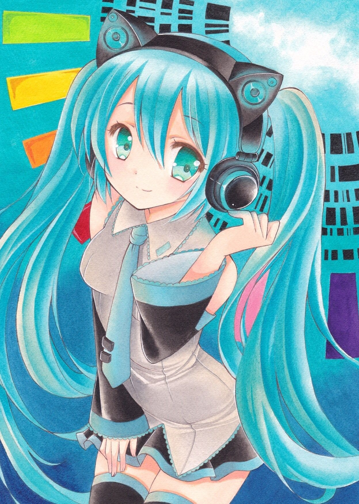 Best Of Anime Cat Headphones Check more at https
