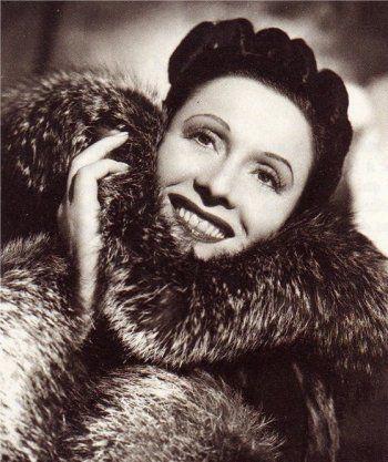 Portrait of Arletty, 1930's