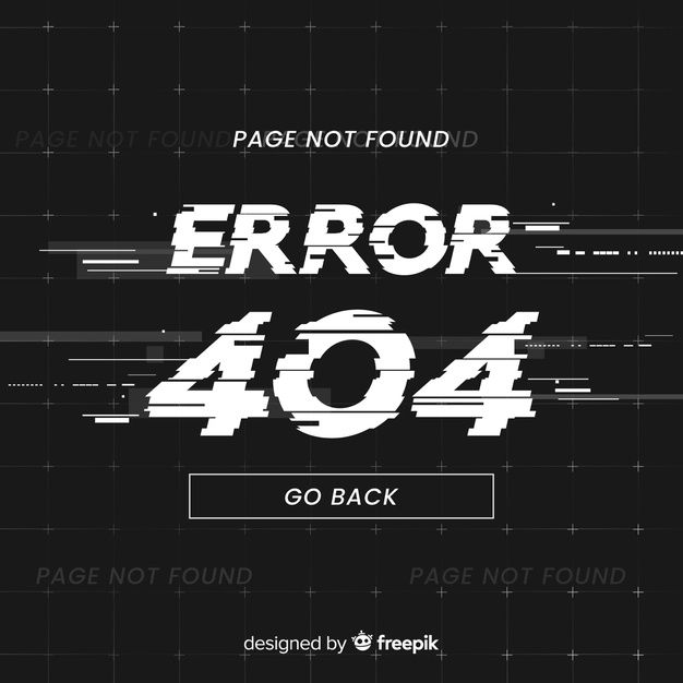 Download Error 404 Background For Free Photoshop Text Effects