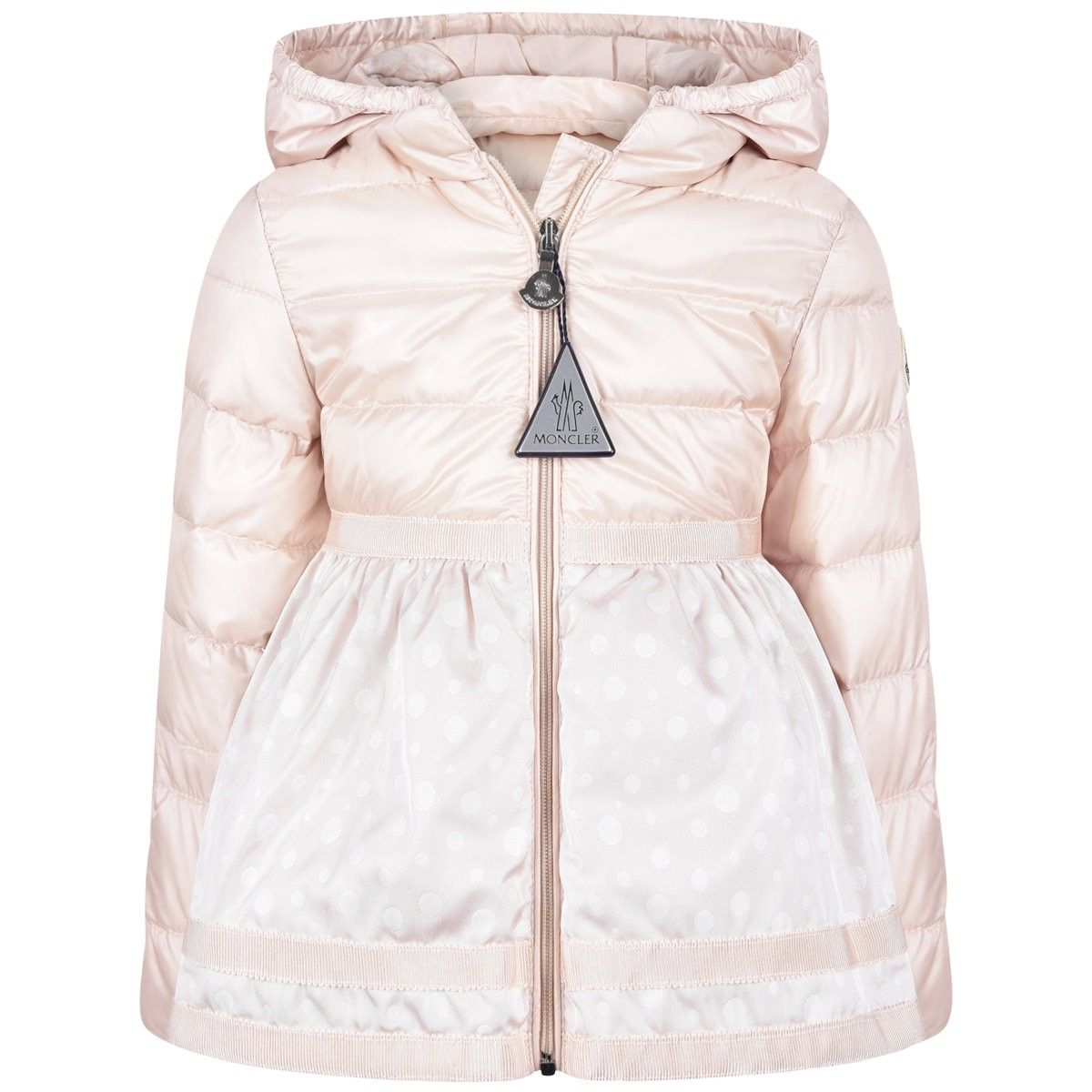 Moncler Baby Girl Jackets