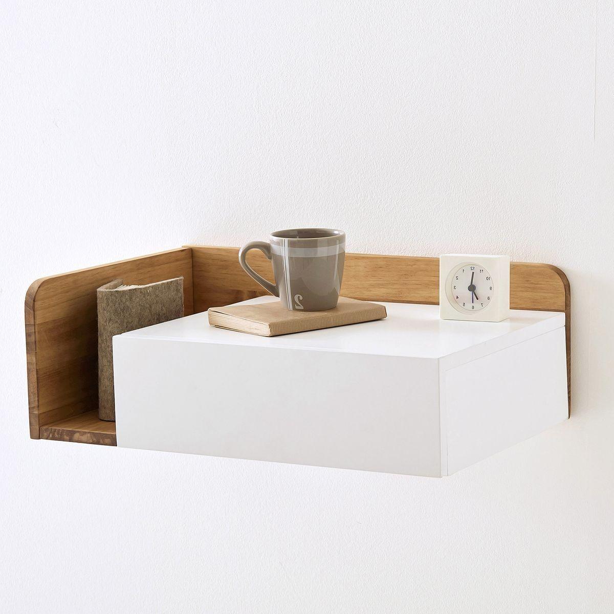 chevet suspendre c t droit jimi en 2019 chambre. Black Bedroom Furniture Sets. Home Design Ideas