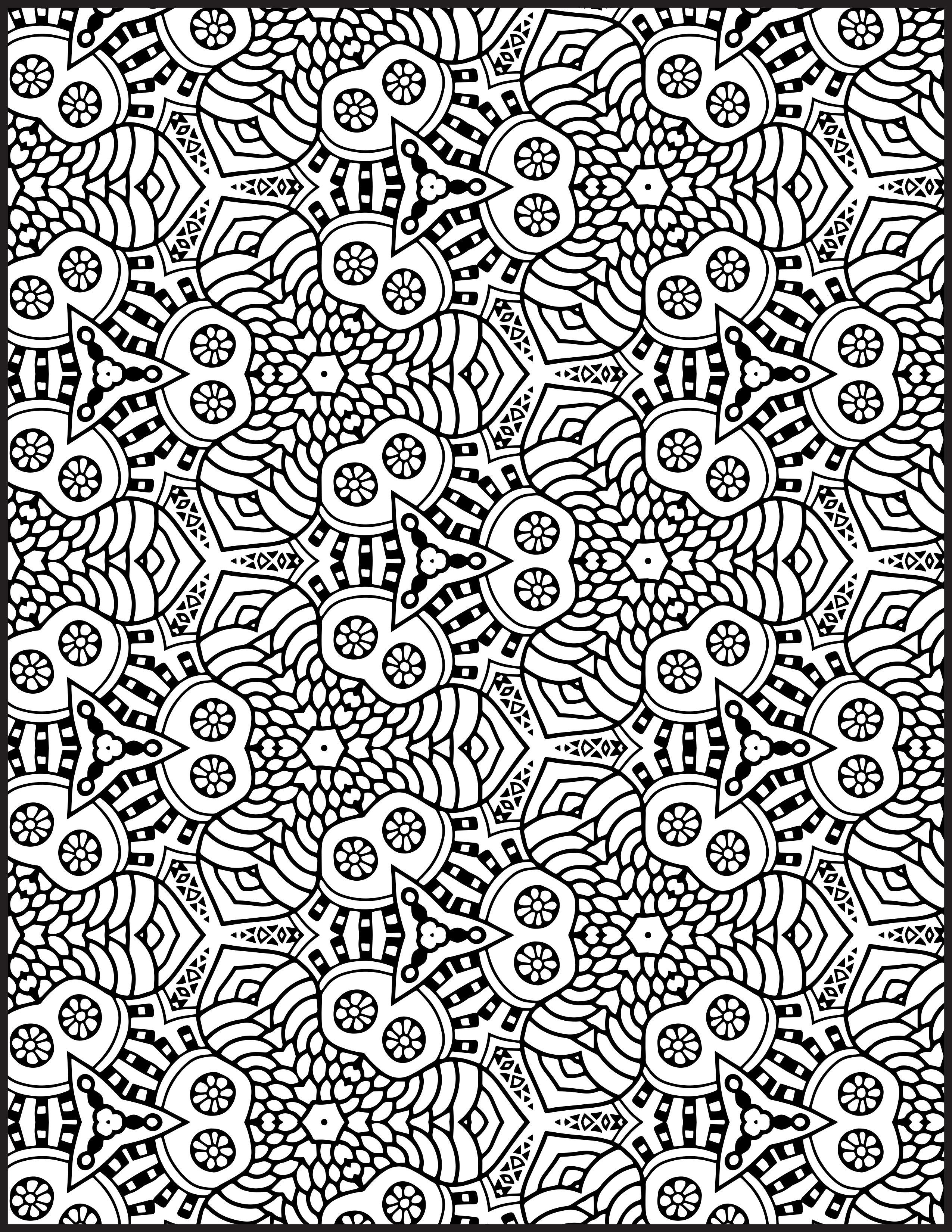 One of the patterns from Patty's Advanced Vol. 2 | Pattern ...