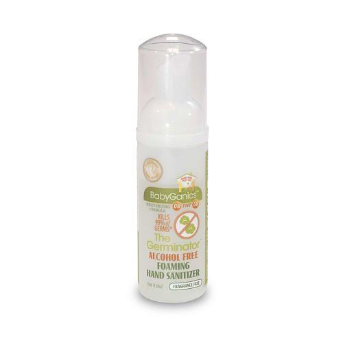 Babyganics The Germinator Alcohol Free Hand Sanitizer 50ml