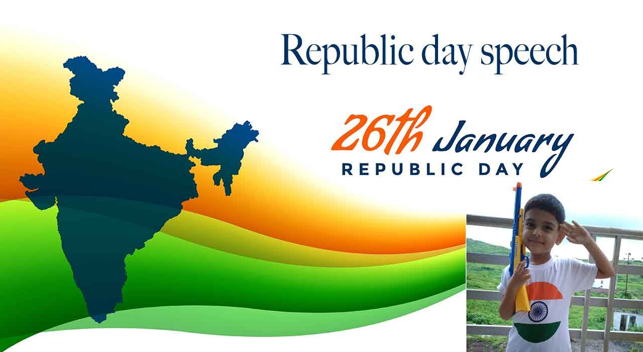 Republic Day Speech In English For Kids Republic Day Speech Republic Day Speech