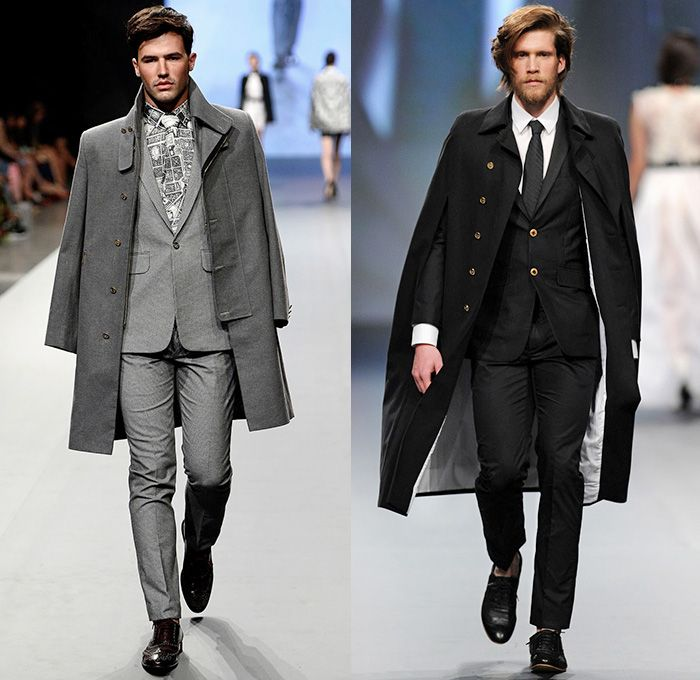 The Emperor 1688 2014-2015 Fall Autumn Winter Mens Runway Looks ...