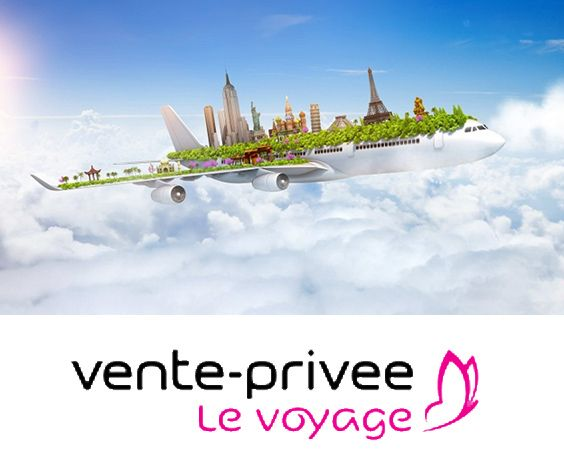 vente privee vol