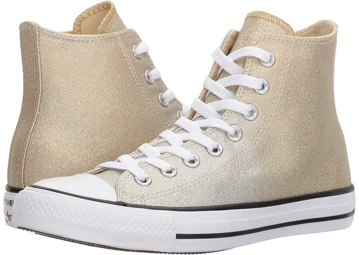 Chuck Taylor® All Star Canvas Ombre Metallics Hi Converse xwmHz8AlL
