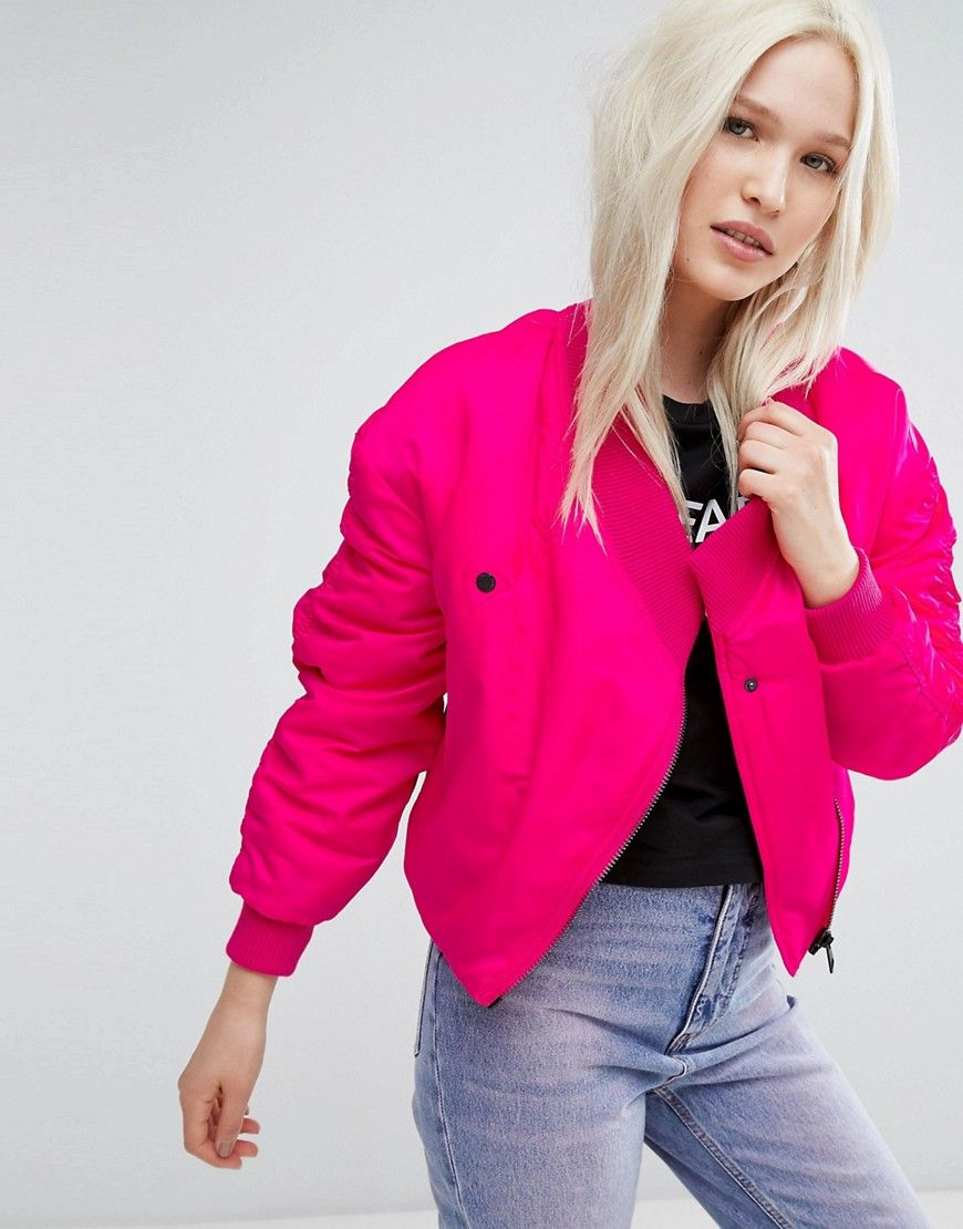 Get this Cheap Monday's bomber jacket now! Click for more details.  Worldwide shipping.