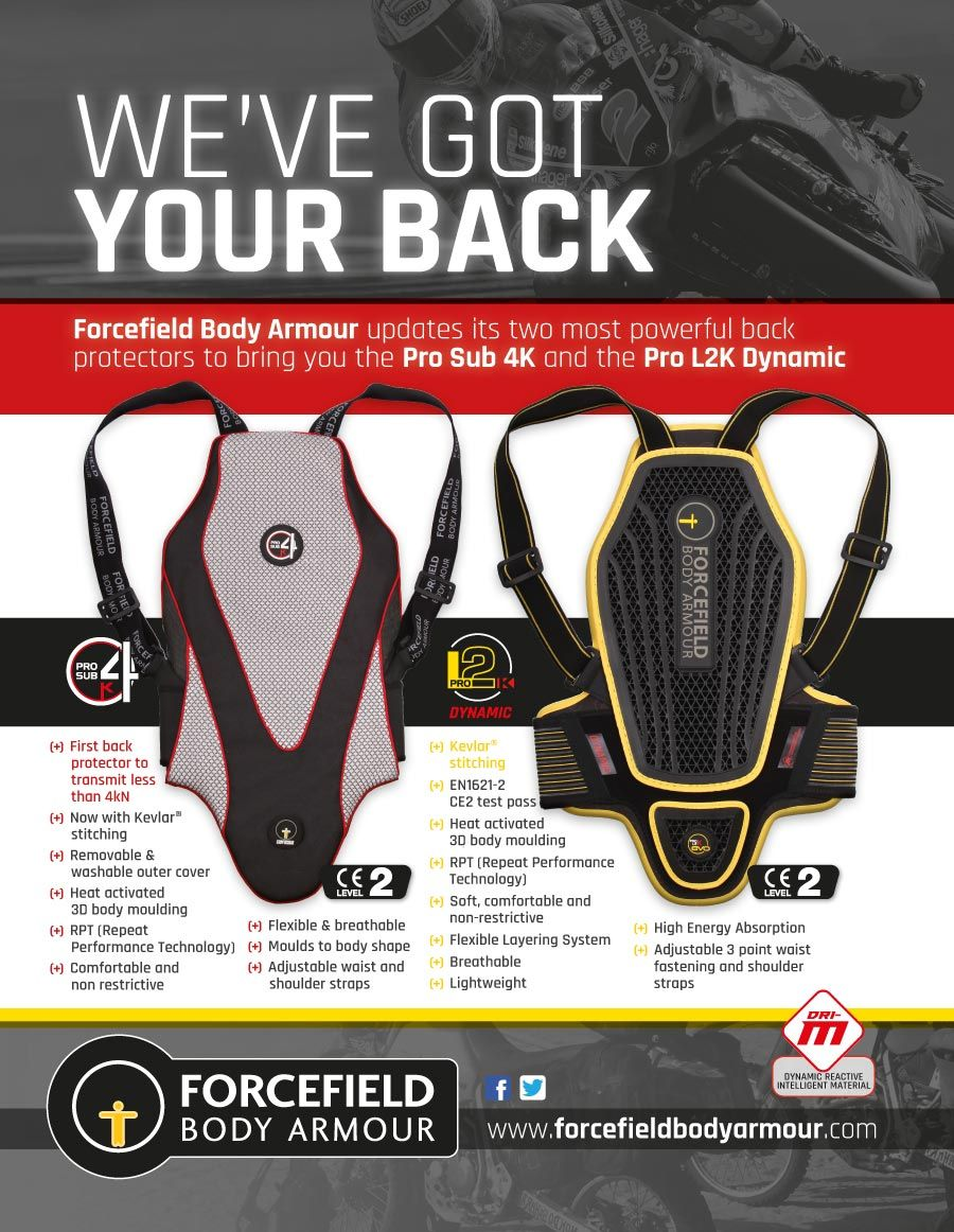 Forcefield Body Armour   Forcefield Climate Control Clothing