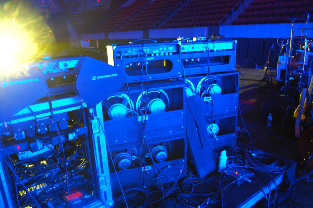 john mayer a few amp shots 2010 tour the gear page music pinterest rigs guitars. Black Bedroom Furniture Sets. Home Design Ideas