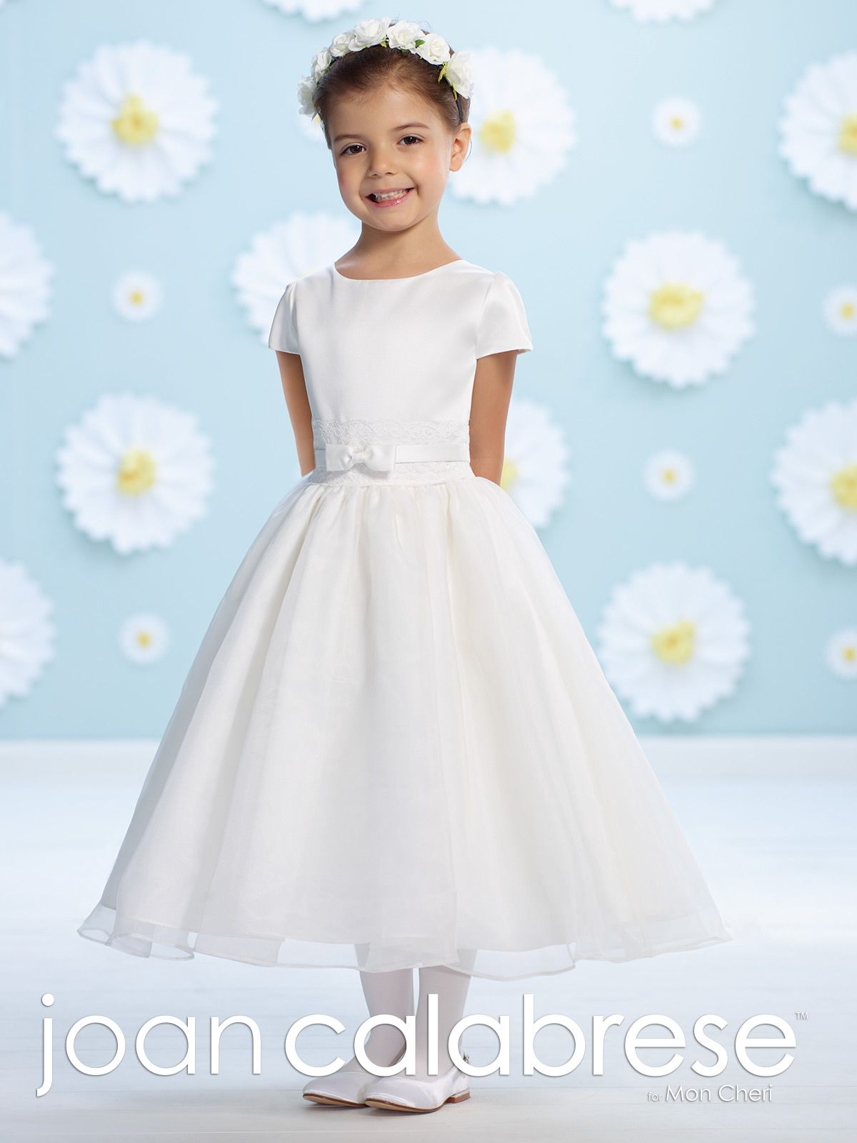 dd77a024f9 Flower Girl Dresses and First Communion Dresses for 2016