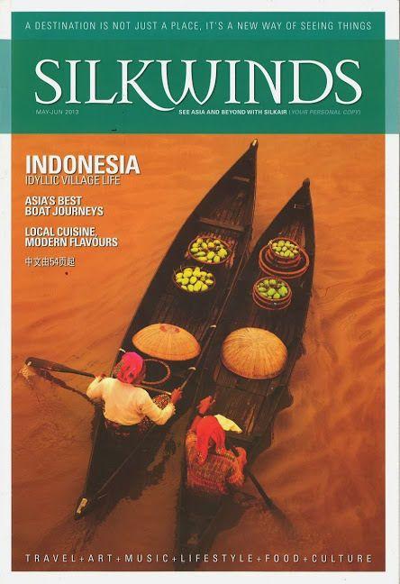 SILK AIR - Inflight Magazine - May/June 2013 Silkwinds Singapore ...