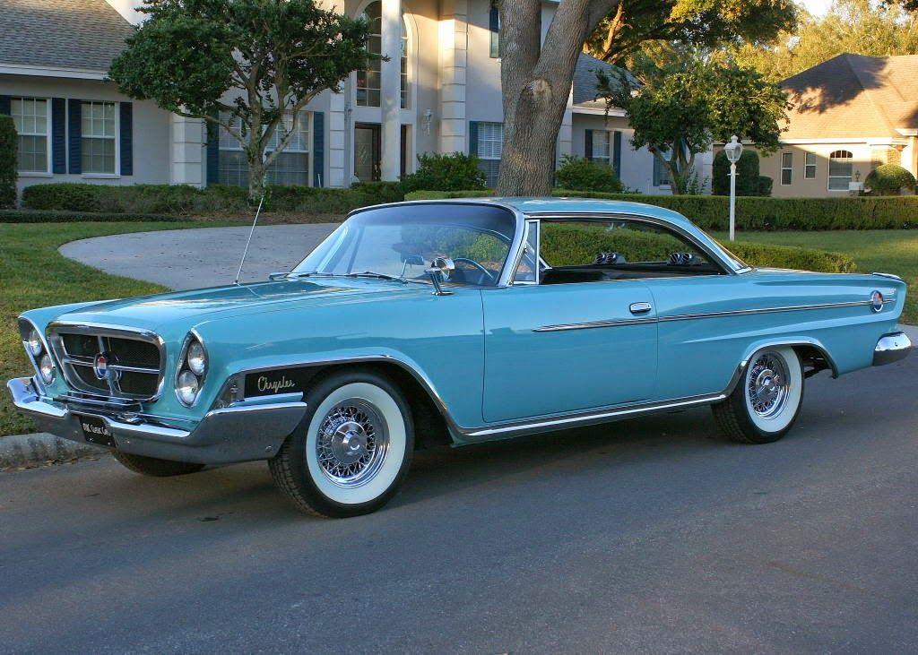1962 Chrysler 300 2Door Hardtop Chrysler 300, Chrysler