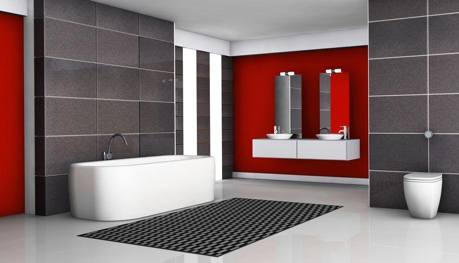 Arredo Bagno Moderno Colorato.Pin Di Linda Donadio Su Interieur Bagni Colorati Bagno Moderno