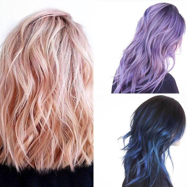 Pastel Hair Goals Pastel Hair Semi Permanent And Hair Goals
