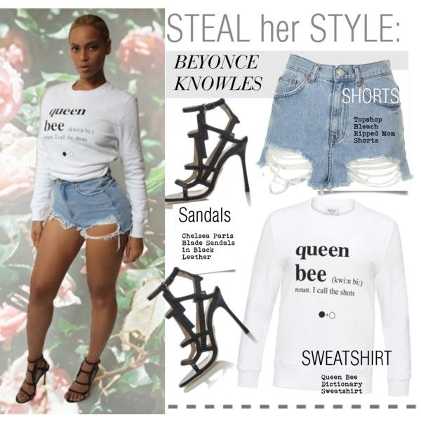 11 beyonce style polyvore ideas