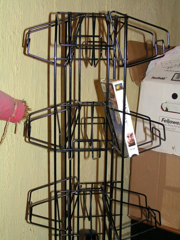 28 pockets 4 12 greeting card display rack used black floor spinner price reduced 1500 28 pockets 4 12 greeting card display rack used black floor spinner reduced 15 m4hsunfo