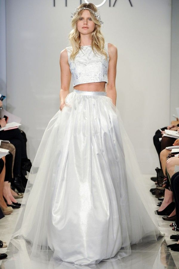 Theia Spring 2015 Wedding Dresses | Theia bridal, Bridal dresses ...