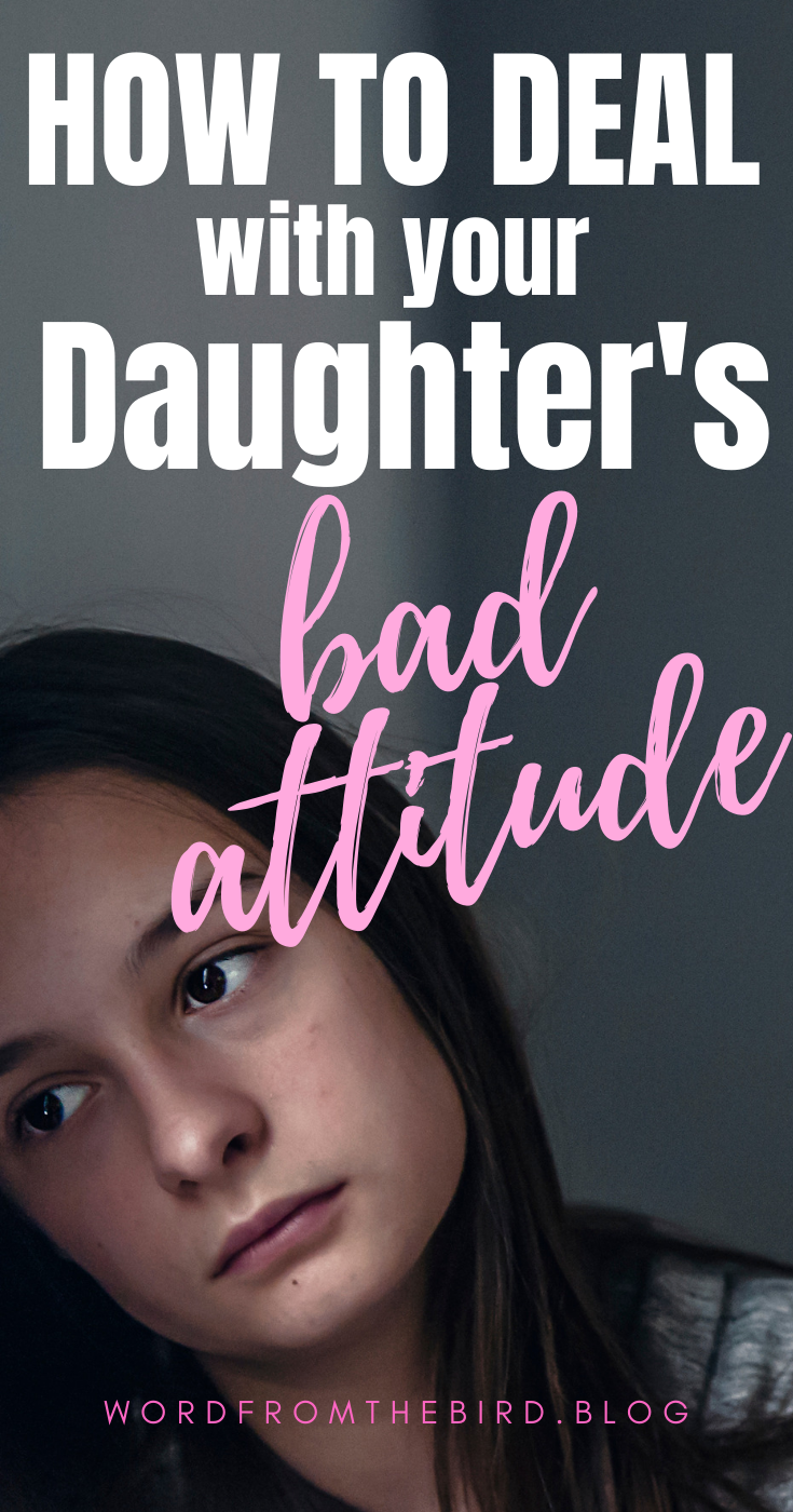 Photo of Learning how to deal with your child's bad behavior or attitude can be dauntin…