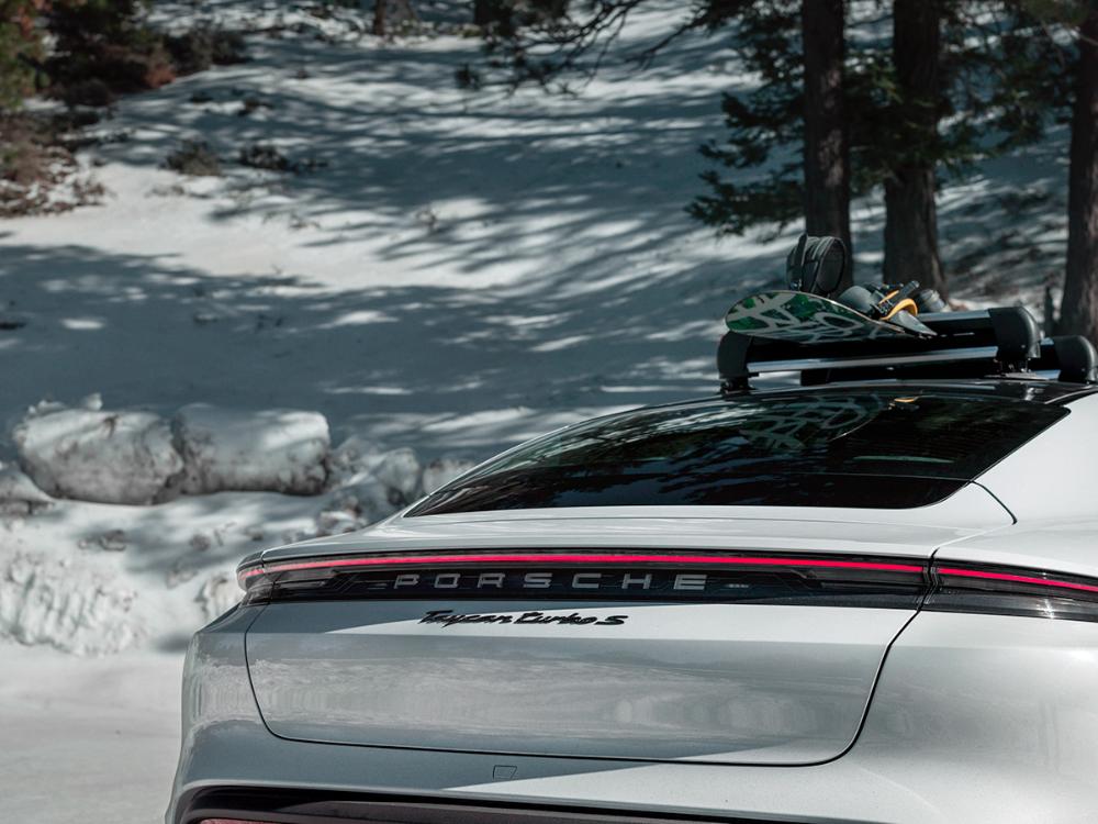 Porsche Taycan Turbo S on Behance in 2020 Porsche taycan