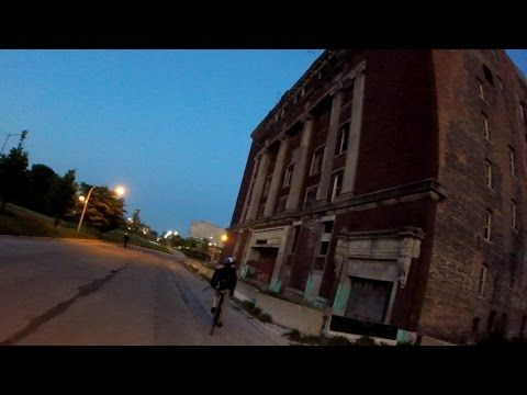 Slow Roll Chicago Englewood Bicycle Tour, May 18, 2016, Part Two