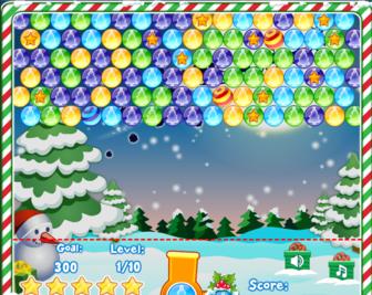 Christmas Bubbles Merry christmas games, Kids sleepover
