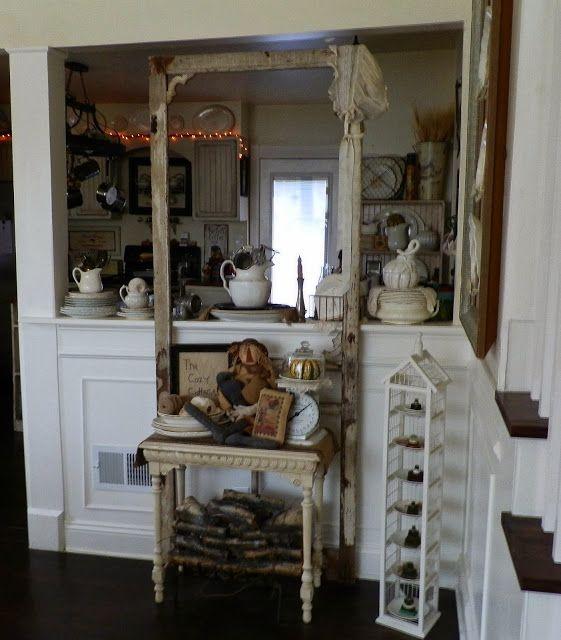 Junkaholics Unanimous: Thanksgiving Farm Table/ Dining Room Tour Part 1