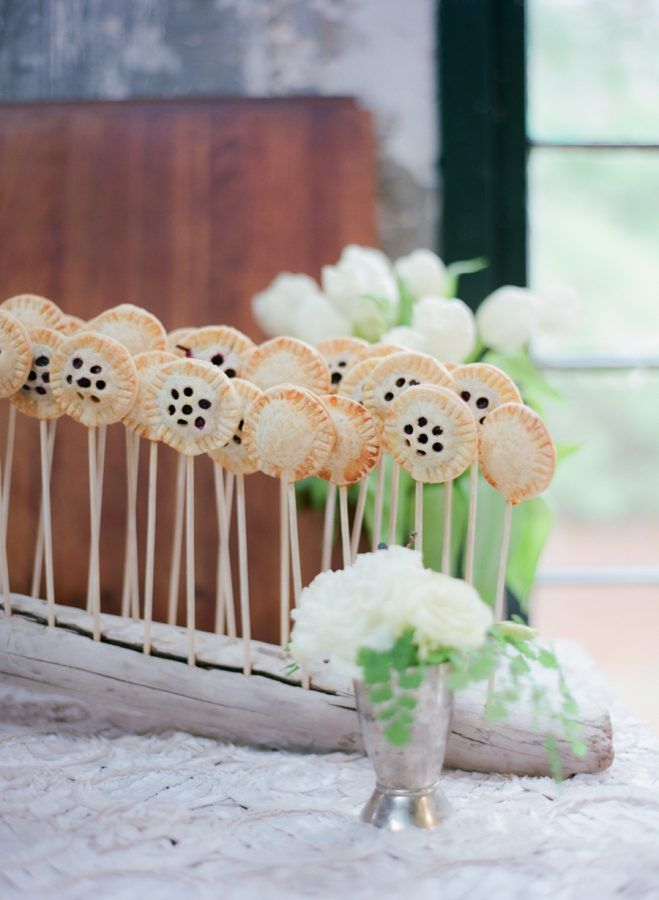 15 Creative Food Bars Ideas |Personal Pies Wedding