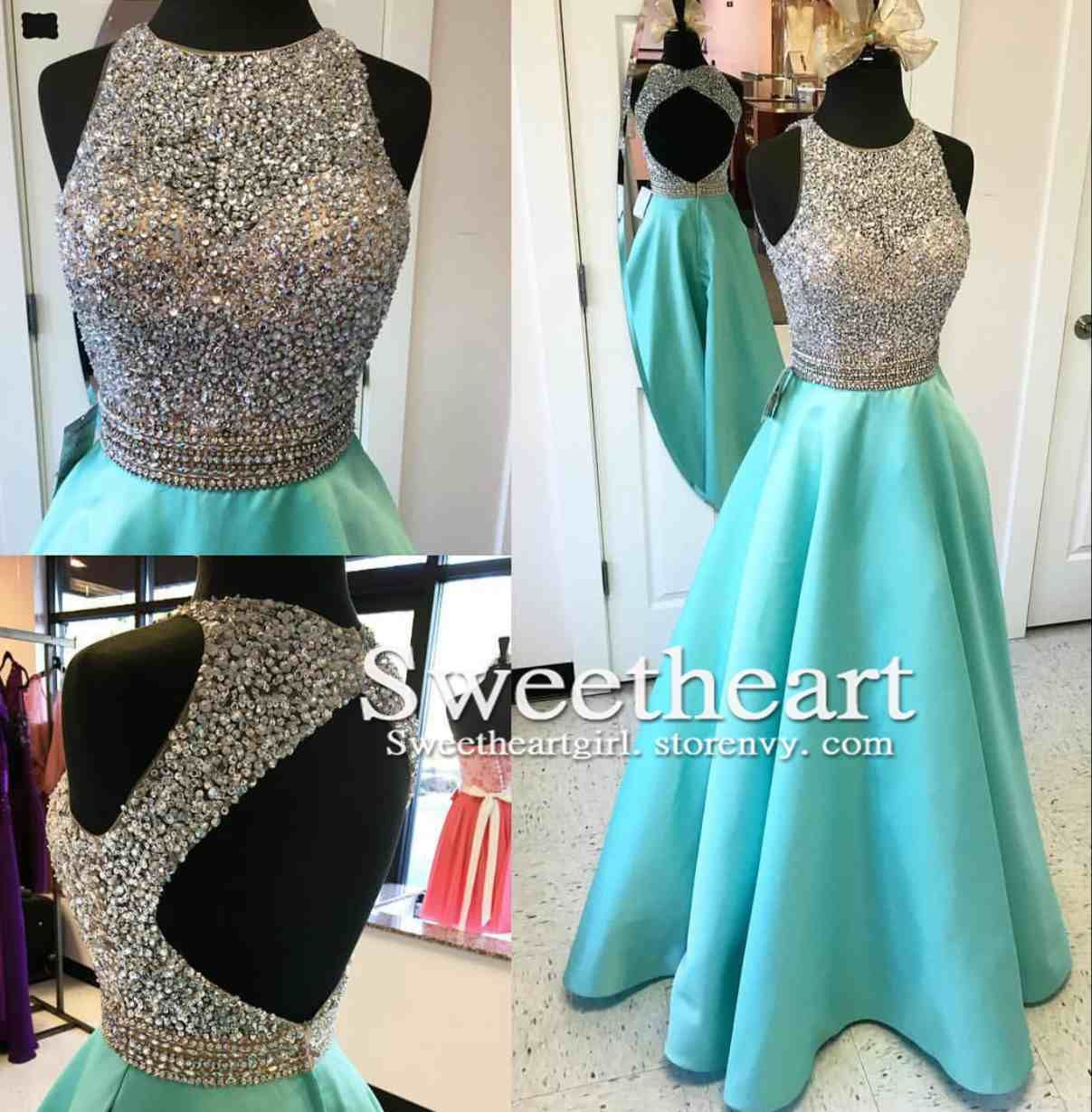 Business Ball Dress