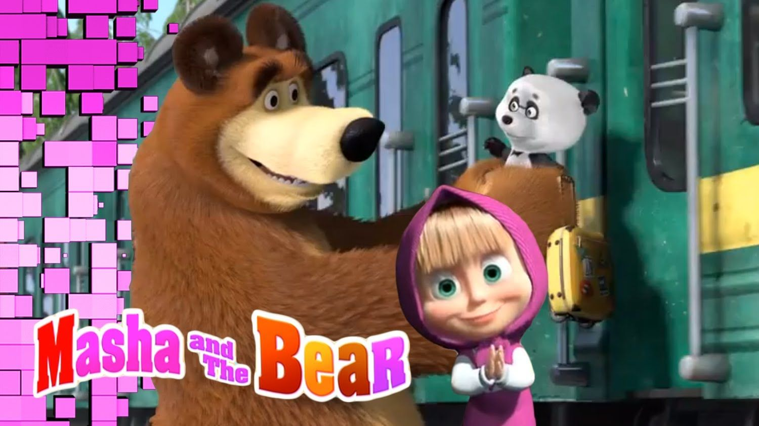 Masha And The Bear Cartoons And Me Pinterest The Bear Bears