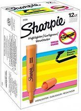 Sharpie 25006 Accent Tank-Style Highlighter Fluorescent Orange 12-Pack