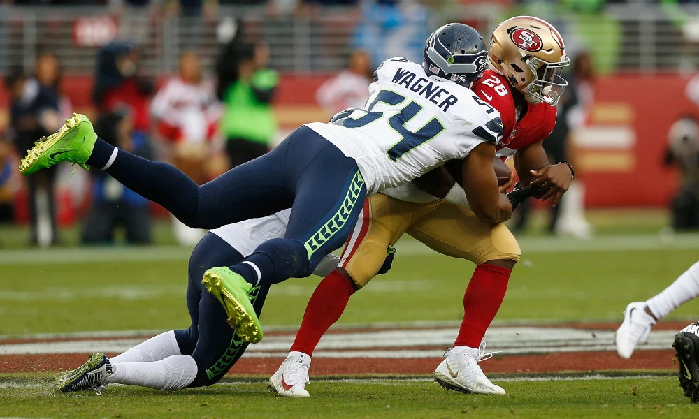 Bobby Wagner dominated the competition in tackling