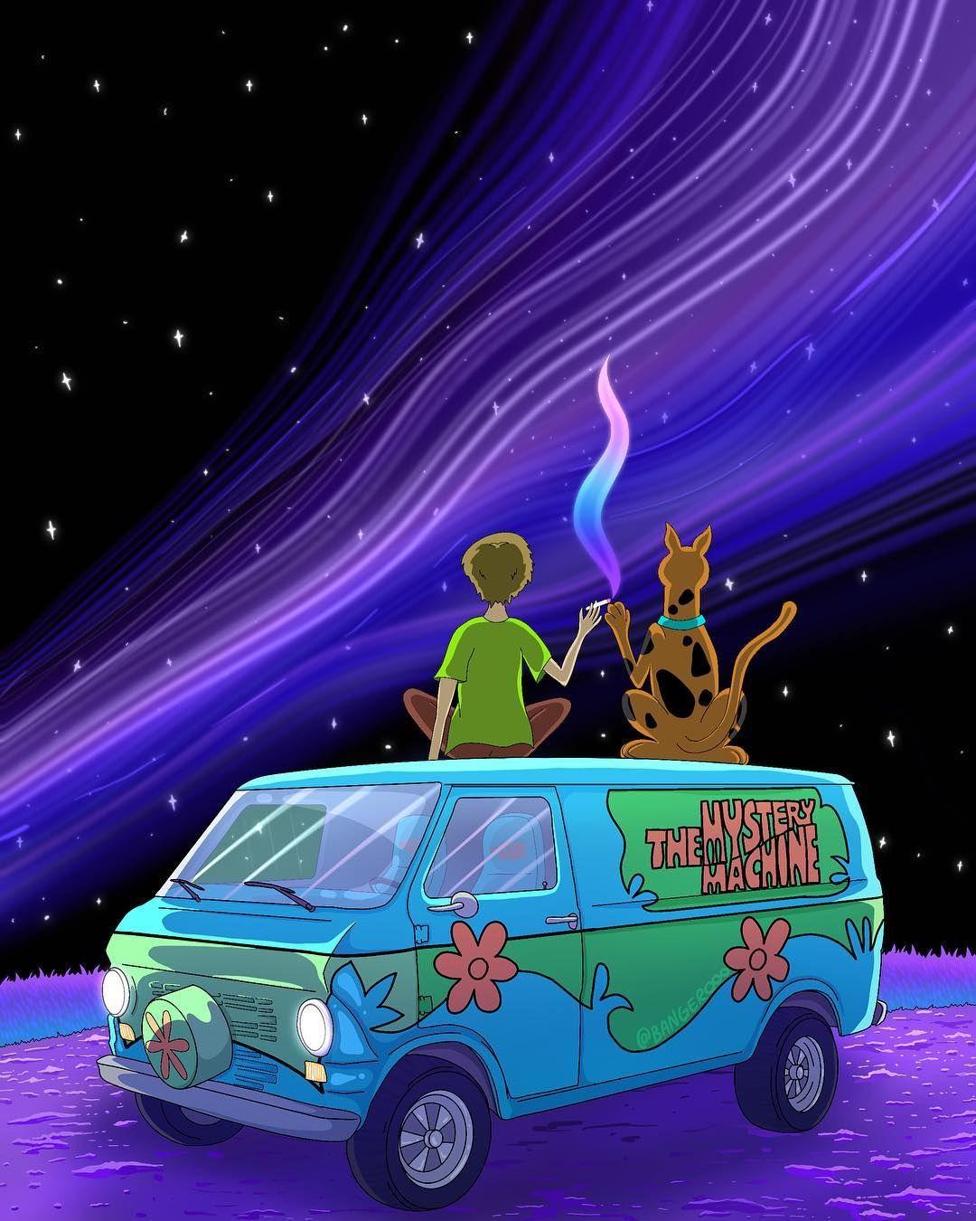 Iphone Cool Doo Wallpaper Scooby