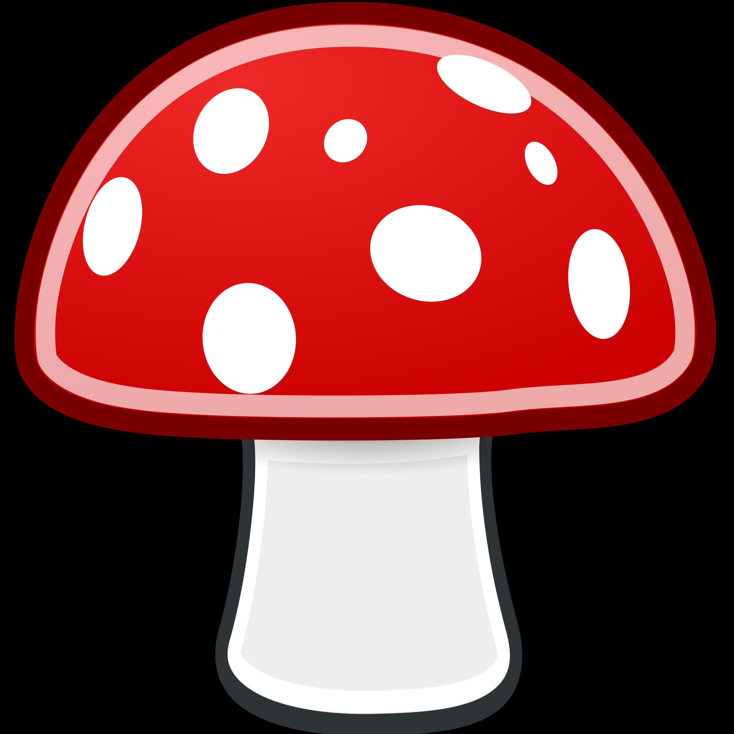 Tango Style Mushroom Mushroom clipart, Clip art, Stuffed