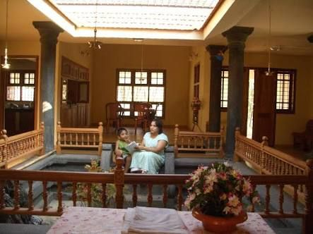 Traditional kerala nalukettu houses google search om for Kerala traditional house plans with courtyard