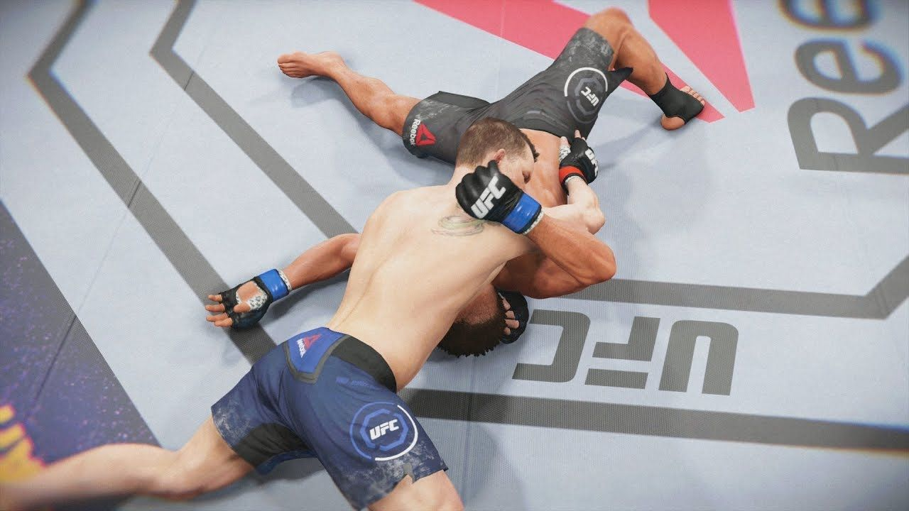 UFC 3 GOAT Career Mode Submission Nightmare! EA Sports