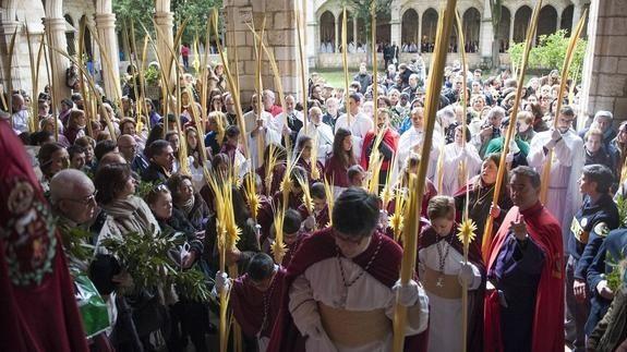Domingo de Ramos en Santander