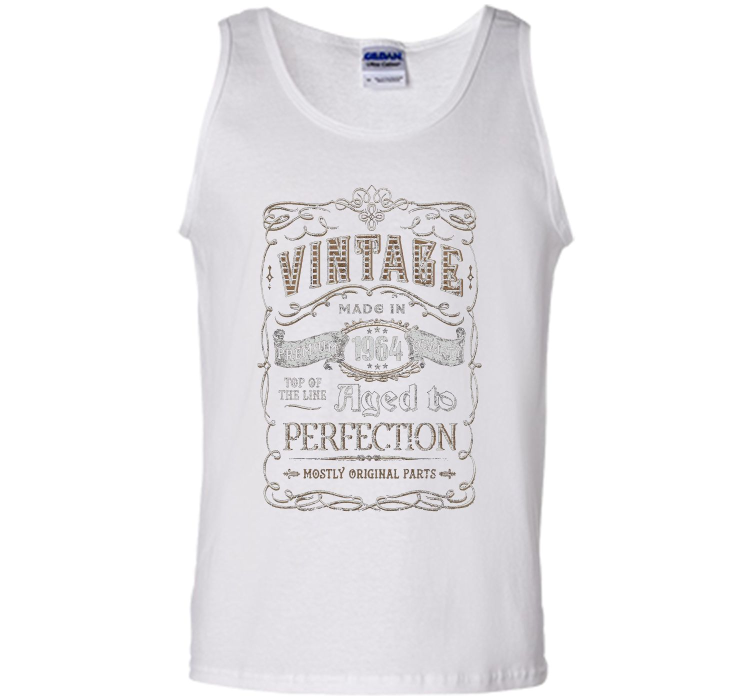 Menus vintage made in nd birthday gift tshirt products